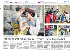 romans i bästa Hollywoodstil
